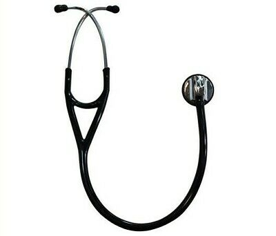 "Professional Cardiology Stethoscope 27"" Tunable Diaphragm Choose from 9 Colors"
