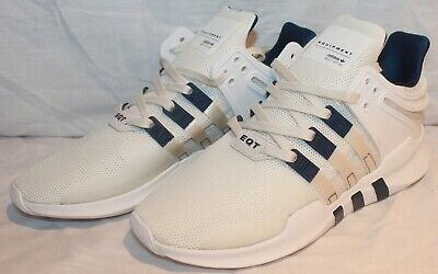 JUNIOR'S ADIDAS EQT Support Adv Snake White Trainers Bb0285 ...