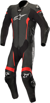 Alpinestars Missle One Piece Leather Suit Tech-Air Compatible Motorcycle