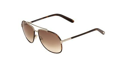 424e50a28b NEW TOM FORD Miguel Aviator Tortoise Brown Fashion Sunglasses FT0148 ...