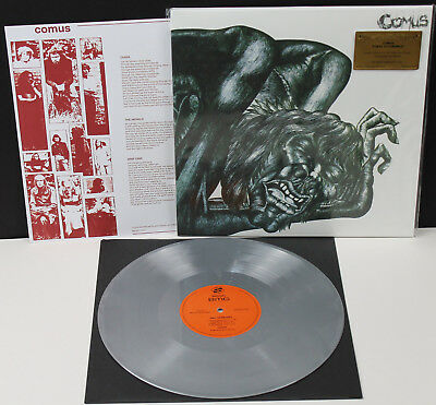 COMUS First Utterance LP SILVER vinyl Eur 2017 Music On Vinyl Mint/Unplayed