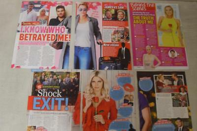 SOPHIE MONK*The Bachelorette*Magazine Clippings