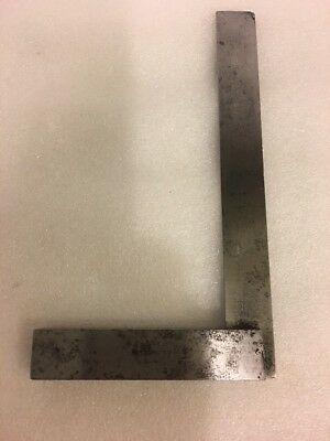 Solid Metal 6 Inch Metal Machinest Square