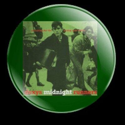 Dexys Midnight Runners Searching For The Young Soul Rebels 25Mm Badge Geno 80S