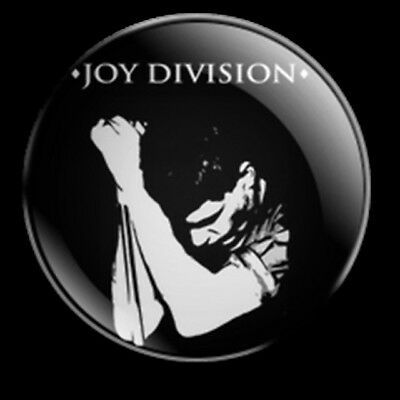 Joy Division 25Mm Badge Ian Curtis Love Will Tear Us Apart Unknown Pleasures