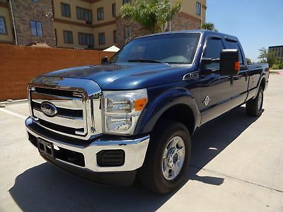2013 Ford F-250 XLT 2013 Ford Superduty F250 XLT Crew Cab 4x4 6.7L Powerstroke Turbo Diesel Engine