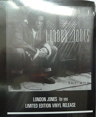 "London Jones - Joi - 12"" Limited Edition Vinyl Lp"