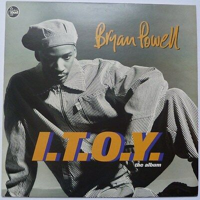 "Bryan Powell - I.t.o.y The Album ; 12"" Vinyl Lp"