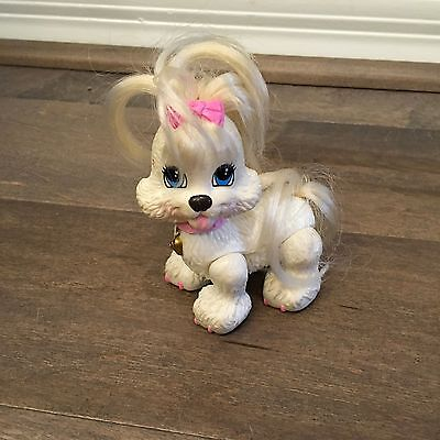 """Fisher Price Snap N Style Dog with Brushable Hair Toy 4"""""""