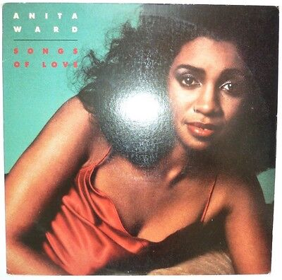 "Anita Ward - Songs Of Love - 12"" Vinyl Lp"