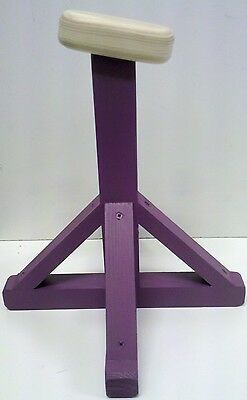 Gymnastic pedestal / gym / handstand blocks / peddies, x-over, 355mm, colours !