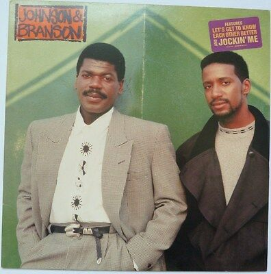 "Johnson & Branson - 12"" Vinyl Lp"