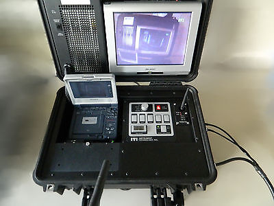 Instrument Technology Videoscope 178310 System w/ 178708 Camera ITI Fiberscope