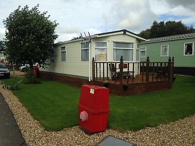 Static Caravan on Fringes of Lake District (12 month site)