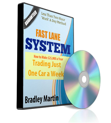 How To Make £25,000 A Year Trading Just One Car A Week!