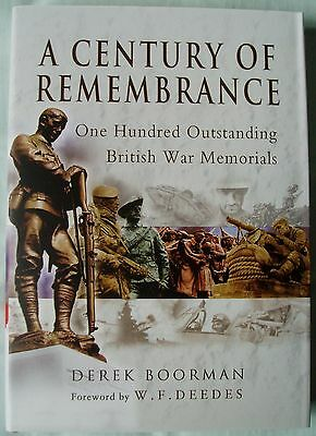 A Century of Remembrance by Derek Boorman.