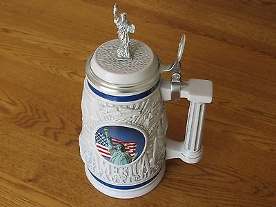 Avon America The Beautiful Stein - 2002