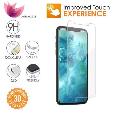 "9H Premium Real Tempered Glass for Apple 4.7"" iPhone 7 & 7 Plus Screen Protector"