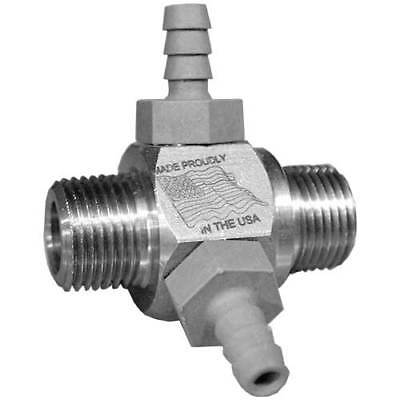 Stainless Steel Chemical Injector - .083