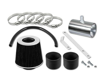 BLACK Short Ram Air Intake Induction Kit Filter For 07-11 Acadia 3.6L V6