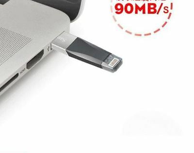 SanDisk 32GB iXpand Mini Lightning Connector USB 3.0 Flash Drive for iPhone iPad