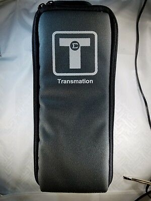 """Large Soft Case For Dmm Or Electronics 12.5""""-4.75""""-3"""" Pouch On Back, Usa Made !!"""