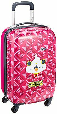 AMERICAN TOURISTER SuitCase Youkai Watch 31L 2.6kg Carry-on Possibility Ruby