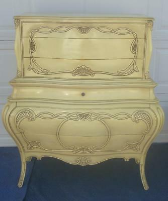 French Provincial Chest / Dresser By Genova Furniture Co.