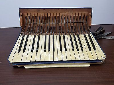 Vintage Hohner 34/80 Piano Accordion