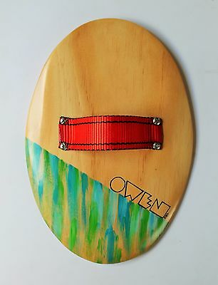 Owen Surfcraft- Handmade Bodysurfing Handplane- The Funk Nugget