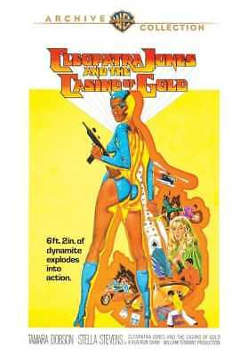 Cleopatra Jones and the Casino of Gold NEW DVD