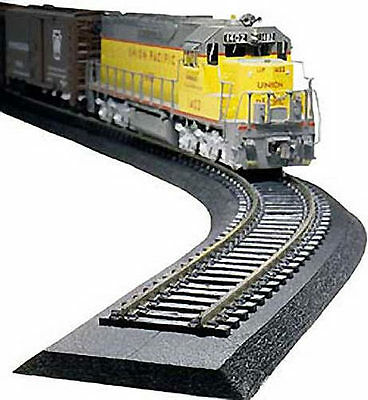 Model Train N SCALE Roll of Track Bed 7.31mtr Roll - Woodland Scenics