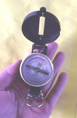 Ancienne Boussole Engineer Directional Compass