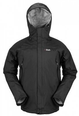 (Small, Black) - Rab Men's Bergen Jacket. Shipping Included