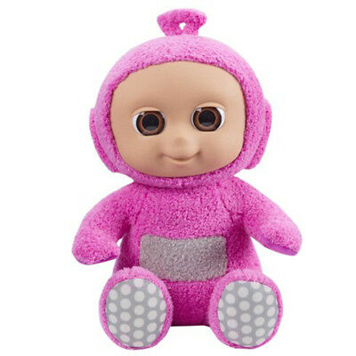 """Teletubbies Giggling Tiddlytubbies 8"""" Soft Toy - Ping"""