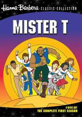 Mister T: Complete 1st Season (Hanna-Barbera Classic Collection) NEW DVD