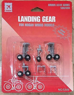 Hogan Chassis For All A340-500 and A340-600 also A350 Models 1:200 5309R