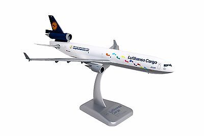Lufthansa Cargo MD-11 MD11 Special paint humancare Feet 1:200 Limox D-ALCH LH47