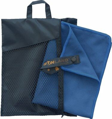 Sunland Microfiber Ultra Compact & Fast Drying Gym Travel Sports Towels