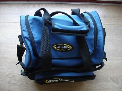 Columbia 300 single ball bowling bag tote 13 x 13 x 9 inches max
