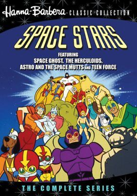 Space Stars: Complete Series (3-Disc) NEW DVD
