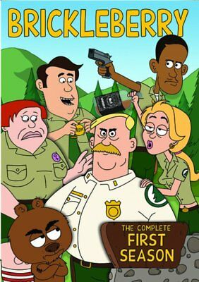 Brickleberry: Complete 1st Season (2-Disc) NEW DVD