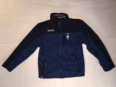 Brand New RBS Rugby Six Nations 2015 Supporter memorabilia Classic Fleece Navy