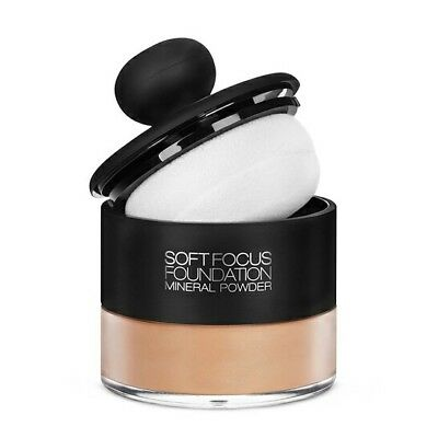Kiko Milano Soft Focus Foundation Mineral Powder - 07 Caramel