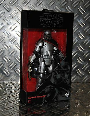 Star Wars Black Series CAPTAIN PHASMA 6inch (15cm)