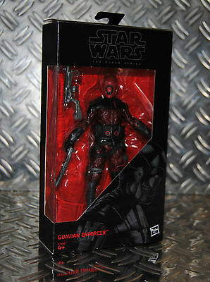 Star Wars Black Series GUAVIAN ENFORCER 6inch (15cm)