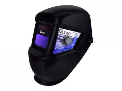 Auto Darkening Solar Powered Welders Welding Helmet Mask 110x90 Geko