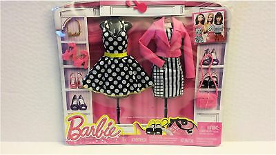 Barbie Complete Fashion 2-pack, Pink Fifties Pin-up