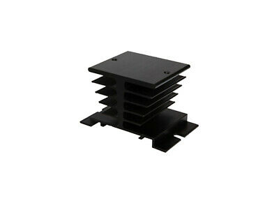 Kudom Heat Sink For Single Phase Solid State Relays With Din Rail Channel