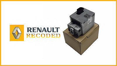 RENAULT Megane / Scenic Steering Lock  RECODED  8200110033 Reset Virginised